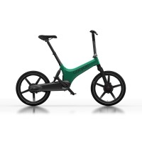 Special Edition Gocycle G3C Green/Black (Front Brake Left)