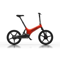 Special Edition Gocycle G3C Red/Black (Front Brake Left)