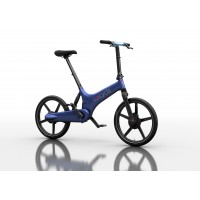 Gocycle model G3 Electric Blue