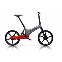 Gocycle GS Grey/Red