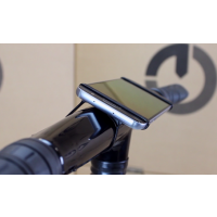Smart Phone Mount Black (Pair)