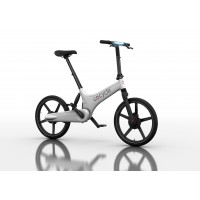 Gocycle model G3 SoWhite