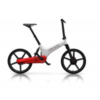 Gocycle GS White/Red